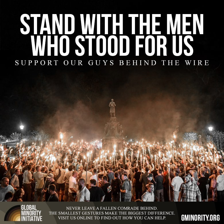 Stand With the Men Who Stood For Us